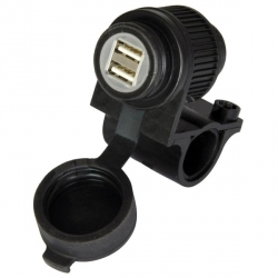 Oxford Dual USB Socket