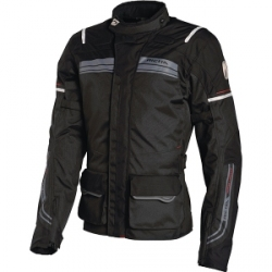 Richa Phantom Jacket - Black