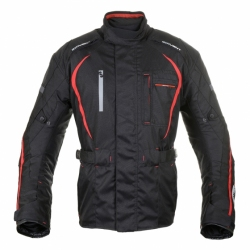 OXFORD SUBWAY TEXTILE JACKET RED