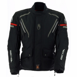 RICHA CYCLONE JACKET BLACK