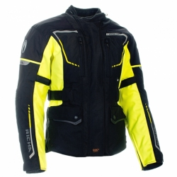 Richa Phantom 2 Jacket - Black/Flo