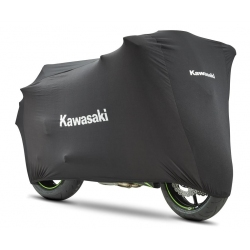 Kawasaki HQ Stretch Indoor Cover - Medium