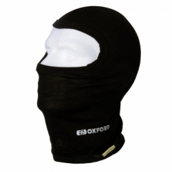 Oxford Merino Balaclava Black